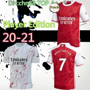 Player Edition Arsen maglia da calcio 20 21 PEPE NICOLAS CEBALLOS HENRY GUENDOUZI SOKRATIS Maitland-NILES Tierney 2020 2021 uomini della camicia di calcio