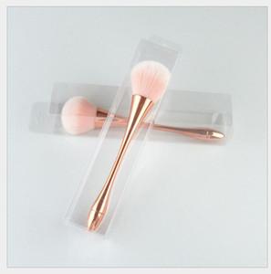 serbest nakliye DHL maquillage Tek makyaj Fırça küçük bel makyaj fırçaları seti temel toz kozmetik aracı