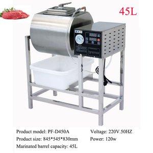 220V 200w 35L-80L Máquina marinada comercial inchaço inoxidável máquina marinada Salga econômica máquina de carne de aço