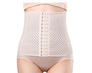 Vita Trainer Cintura Cincher Modeling Strap Hot Body Shaper che dimagrisce lattice del corsetto J190701 # OU236