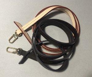 cuero genuino Cruzado / correa de hombro para el favorito MM PM. M40718 N41129, pedidos de clientes