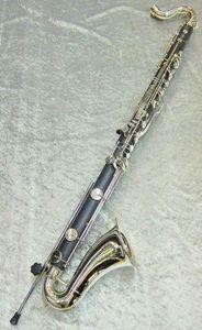 Neue Ankunfts-Jupiter Jbc1000n Qualitäts-Bass Clarinet Schwarz Rohr Klarinette B Flat Brand New Instruments Musikinstrument mit Fall-