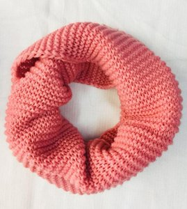 13 colori sciarpa lavorata a maglia Circle Loop sciarpa Lady Wrap Sciarpe Spessa Più caldo Sciarpa al collo Uncinetto Sciarpe