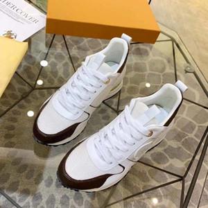 2020 Высокое качество Дизайнерская обувь Марка Мужчины Женщины Убежать Обувь Франция Марка тапок женщин бездельников 35-45