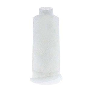 Glue dispensing syringe tip white cap 1000 PCS   Pack