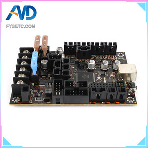 Cheap 3D Printer Parts & Accessories EinsyRambo 1.1b Mainboard Einsy Rambo For Prusa i3 MK3 MK3S With TMC2130 Stepper Drivers SPI Control
