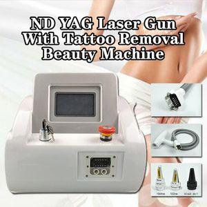 Портативная лазерная машина для удаления татуировок Цена за углеродную пилингу