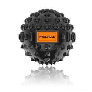 GR Treat 8 centimetri GR ad alta densità della sfera di massaggio profondo del tessuto Pro Trigger Point Roller alleviare il collo spalla fitness Attrezzature fitness Suppli