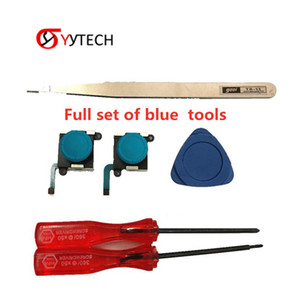 SYYTECH 3D Analog Repair Parts Set Thumb Stick Repair Parts Left And Right Game Rocker 3D Analog For Nintendo Switch
