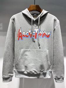 new Men's Hoodies -- Sweatshirts 2020 Autumn and winter hoodie, men's hoodie, men's casual wear Thick paragraph DSS269