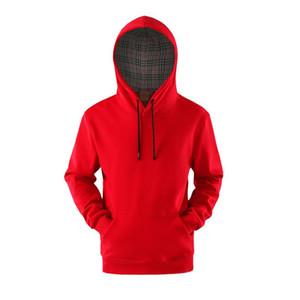 la capa de Red Hat SD Chongfu 8989892019 temporada de otoño e invierno unisex de zorro plateado suéter encapuchado