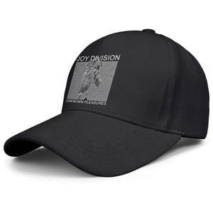 le style de la mode personnalisé des hommes et des casquettes de baseball féminin balle casquettes Joy Division Unknown Pleasures Closer Punk Poster Amour Wili