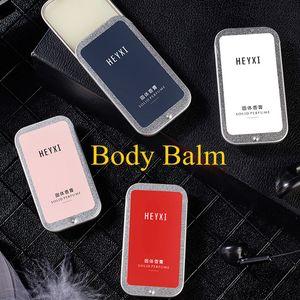 Portable Magic Solid Perfume Body Deodorant Balm Solid Retro Fragrance Perfume Balm Body Lasting Skin Care Deodorant Fragrance For Women
