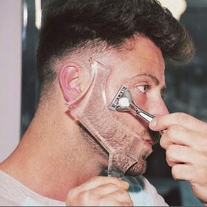 Качество мужчины борода формирование шаблон укладки гребень мужские бороды гребни инструмент красоты
