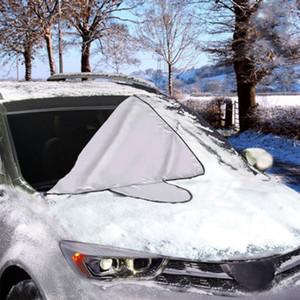 200x70cm автомобилей SUV Snow Ice ВС пыли Magnetic лобового стекла крышка протектор щит Снег покрыл