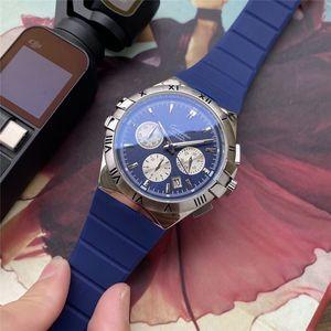 2020 Business Casual Uhren Multifunktionsleiste Uhr Männer oder Frauen 6-Pin-Bewegung