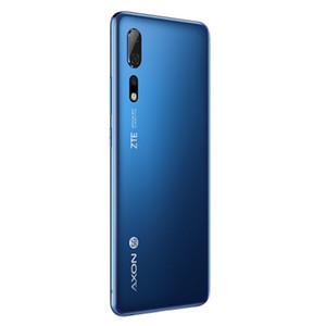"""ZTE original Axon 10 Pro 5G LTE téléphone portable 6Go RAM 128Go ROM Snapdragon 855 Octa base Android 6.47"""" Plein écran 48.0MP Face ID téléphone portable"""