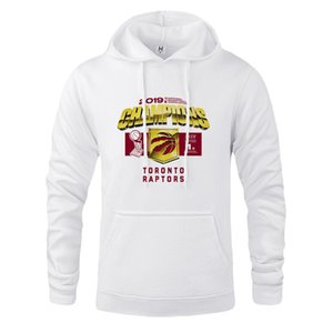 Us size 2019 Raptors Finals Champions white hoodies Lowry Siakam  we   cotton for Toronto fans gift