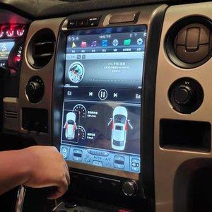 Tesla Estilo Android 8.1 GPS jugador de la navegación de DVD para Ford F150 Raptor 2009-2014 radio auto estéreo de la unidad principal Multimedia