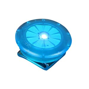 3 Colors LED Luminous Shoe Clip Outdoor Bicycle LED Luminous Night Running Shoe Safety Clips Cycling Sports Warning Light Safety