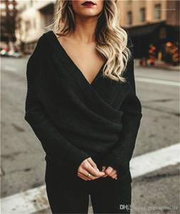 Champ Solid Boat Neck Clothing for Women Autumn Winter Fashion Warm Short Sweater Women New Designer
