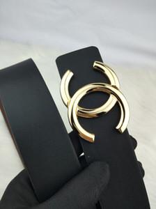 Nueva marca de moda para hombres y mujeres cinturones cinturón de cuero elegante hebilla suave exquisita de los hombres de la personalidad del cinturón CH1314
