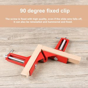 90 Degree Right Angle Picture Frame Fish Tank Woodwork Corner Clamp Holder