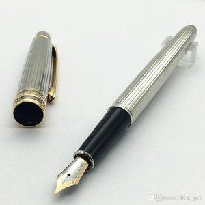 MT Luxo Monte M-S.T.K Ag Cor 925 Silver Pen, a oferta do metal Rollerball Fountian Esferográfica