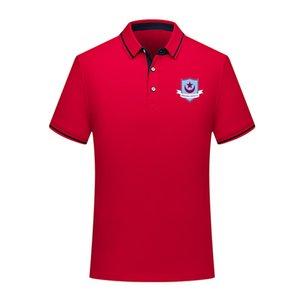 Drogheda United 2020 coton mode été le football polo hommes chemise à manches courtes hommes de football cravate polo en jersey de formation polo Hommes Polos