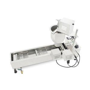 BEIJAMEI Preis der Fabrik Kommerzielle Doughnut-Maschine Elektro-Automatik 220V Donut Donut machen Fryer Maschine zum Verkauf