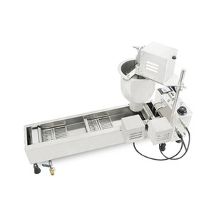 BEIJAMEI السعر مصنع دونات التجاري صانع الكهربائية التلقائي 220V دونات دونات ماكينة فراير للبيع