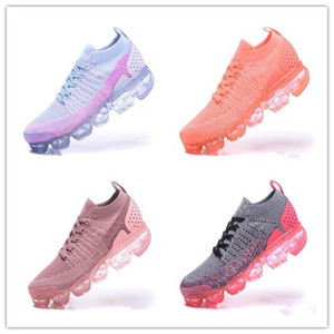2018 Novo 2.0 Tênis de Corrida Preto Branco Air Designer Punch TRIPLO BRANCO das sapatilhas das mulheres athletic formadores Esportes Maxes Chaussures 36-39
