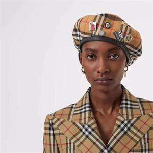 Lüks Şapkalar Tasarımcı Baba Polo Şapka Kap Erkek Kadın Moda Pamuk Ayarlanabilir Şık Kavisli Bereliler Yeni Geldi Sıcak En Yüksek kalite