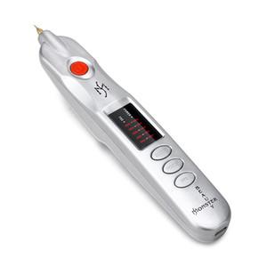 Corée Monstre 3 En 1 Acupuncture Magique De Massage De Poche Stylo Magique avec Aiguilles pour Enlèvement Des Taches Enlèvement De Tatouage Plasma Stylo Beauté outils