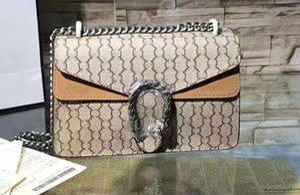 Sacchetto Dionysos in pelle scamosciata Borsa a tracolla di alta qualità per designer Borse di lusso per donna Borse a tracolla moda Stile classico Borse di marca