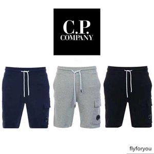 18SS CP entreprise pantalon court CP casual pantalon trois couleurs personnalisées Trendsetter hommes