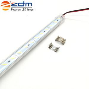 Zdm 100CM 18W 72PCS 8520 Smd 1200-1320lm Теплый белый / холодный белый свет светодиодная полосовая лампа (Dc12v / Dc24v)