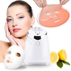 Бесплатная доставка фрукты маска для лица машина производитель автоматический DIY натуральный растительный уход за кожей лица инструмент с коллагеном 32 шт.