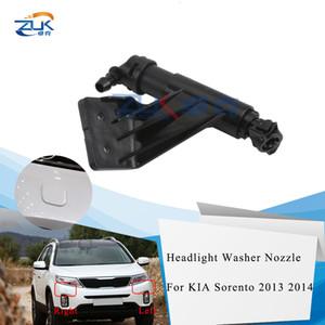 ZUK высококачественная Фара Фара брызг воды форсунка шайба приводной насос для KIA Sorento 2013 2014