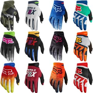 FOX 2020 hot sale new riding knight racing wear-resistant breathable spring summer autumn long finger gloves equipped off-road motorcycle