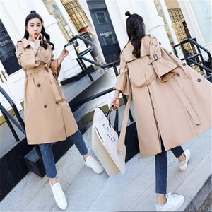 2019 spring windbreaker jacket comfortable and simple and exquisite slim wild
