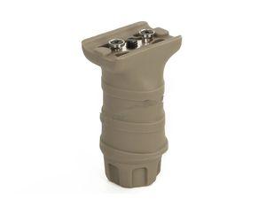 TANGODOWNINC TD Style Stubby verticale nylon Grip Per Keymod M-Lock System AR15 M4 caccia paramano softair