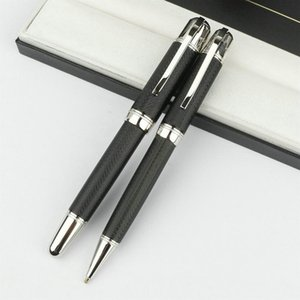 Fashion MB Pens Great Writer Jules Verne Luxury Big Handle Full Metal with 14873 18500 , MB Crystal Cufflink option for gift