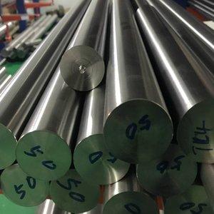 أفضل سعر الصف الدقة مزورة Gr2 DIN465 التيتانيوم بار ، السعر لكل بار Titanium Square Bar / Rod Titanium Per Kg