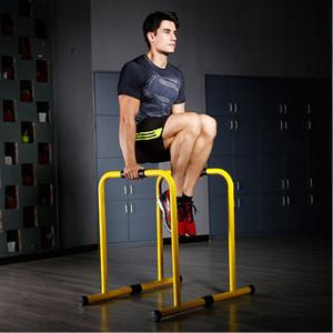 Fitness metallo barre parallele multifunzionale push up coperto Staffa Push-up a doppia asta trainer della palestra di sport esercizio attrezzature