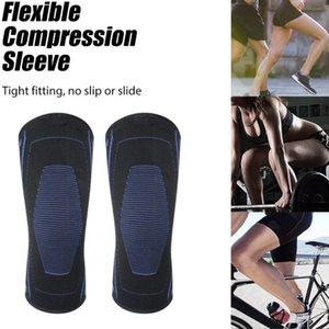 Сжатие коленного бандажа Опорная гильза Knee Brace Pad Для Gym Спорт Боль в суставах Артрит Облегчение тренировки Баскетбол Бег