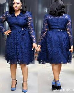 2018 new fashion style elegent african women plus size dress L-4XL1