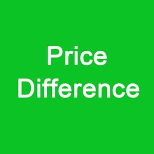 Preisdifferenz, Check-out-Verbindung für zusätzliche Gebühren oder bestellte Menge (keine Kommunikation, bitte nicht gegen Bezahlung)