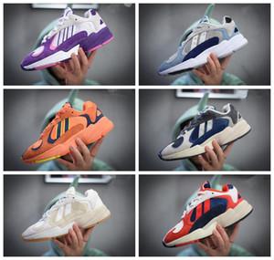 2019 Kanye West 700 Limited Drachenbälle Z x Yung-1 GoKu Sneaker Herren Damen Lover Running Sportschuhe Mit Original Box