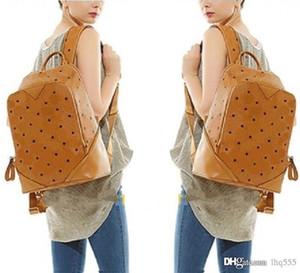 Commercio all'ingrosso di grande capienza Laptop Bag zaino borsa donne degli uomini di modo poco costoso zaino Borsa a tracolla mini pacchetto Messenger Bag